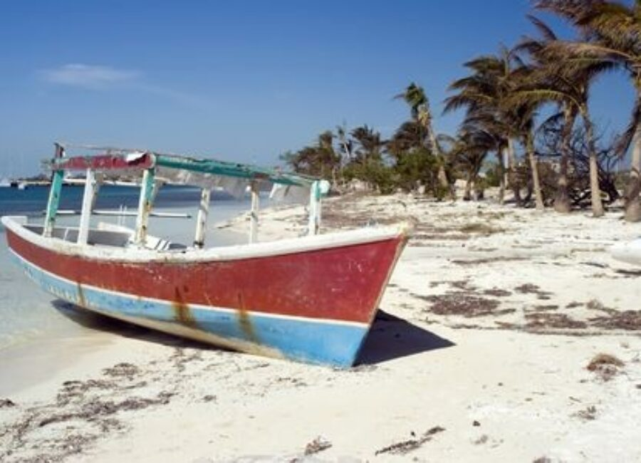Le pêcheur mexicain